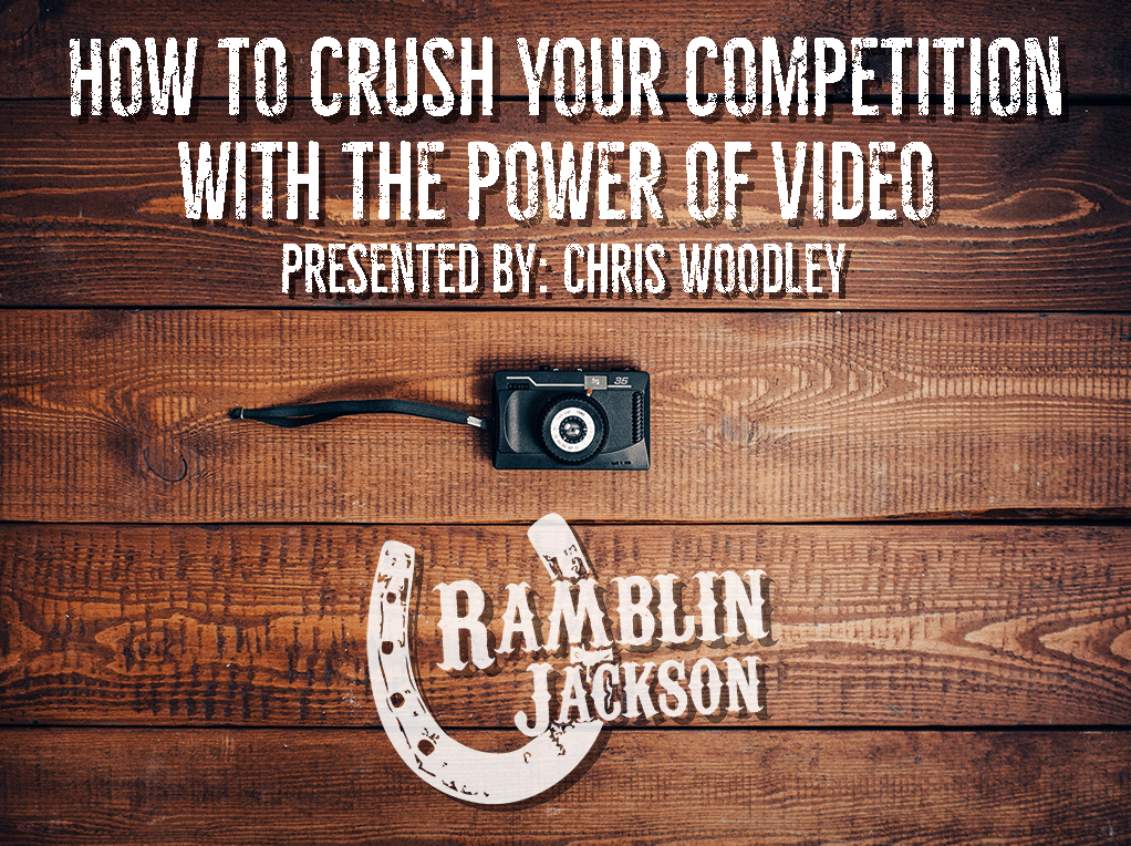 How to Crush Your Competition With the Power of Video [event]