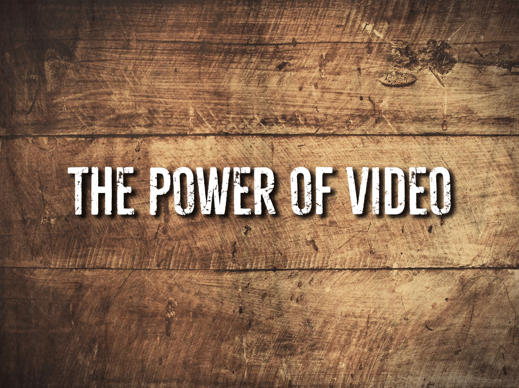The Power of Video [event]