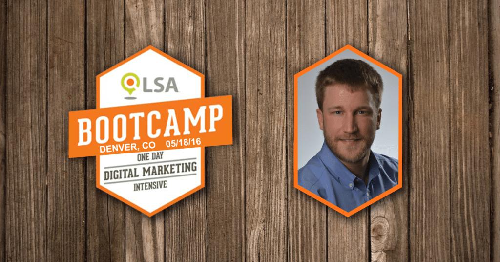 Local Search Association Denver Bootcamp [event]