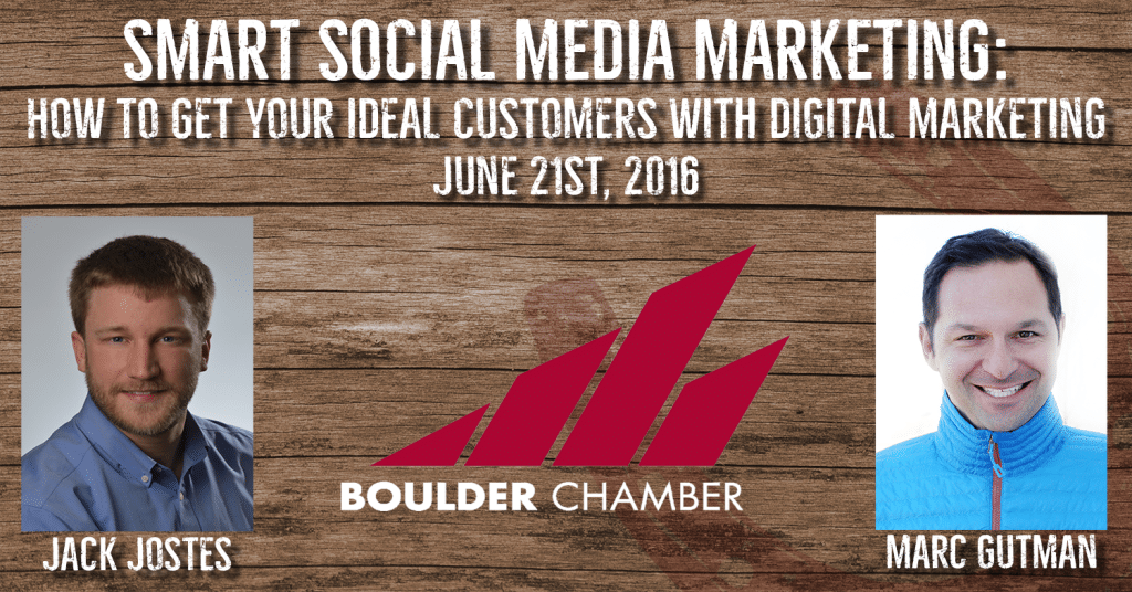 Smart Social Media Marketing: How to Get Your Ideal Customers with Digital Marketing [event]