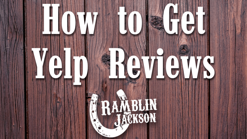 How to Get Yelp Reviews [video]