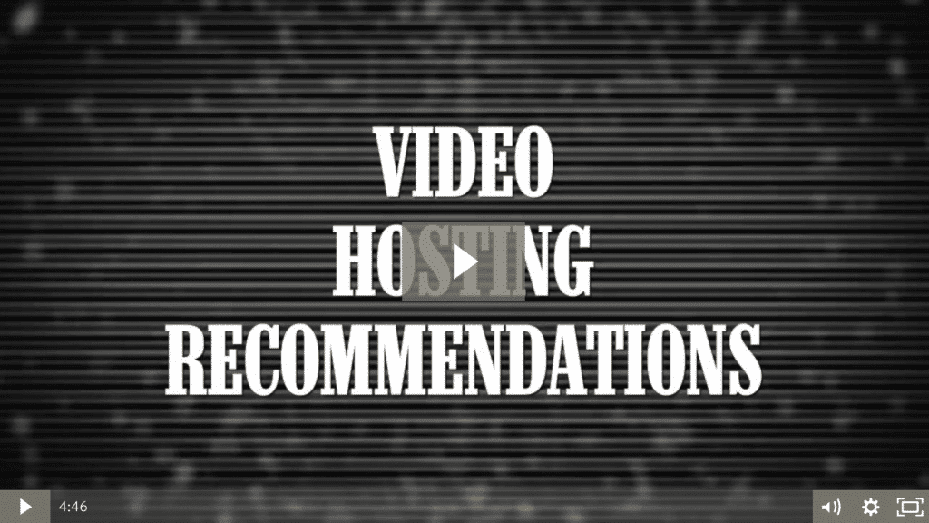 So You Have a Video, Now What? [video]