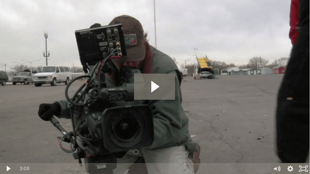 How to Produce a Video, and Not Be In It [video]