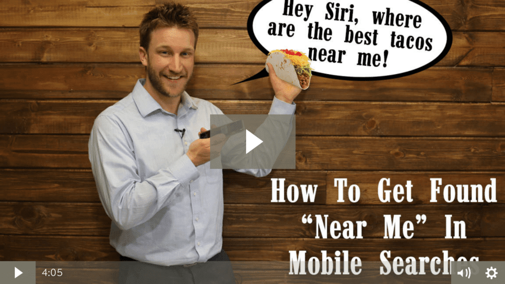 "Local SEO: How To Get Found ""Near Me"" In Mobile Searches"