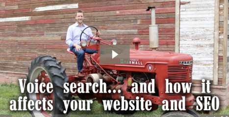 Three Local SEO Tips To Optimize For Voice Searches [video]