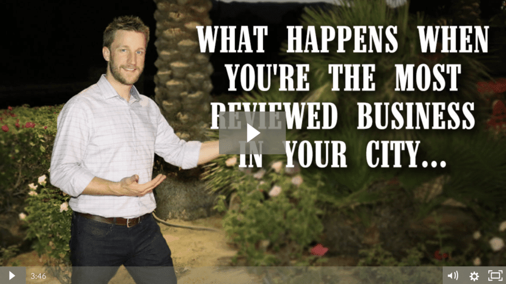 What Happens When You're The Most-Reviewed Business In Your City [video]