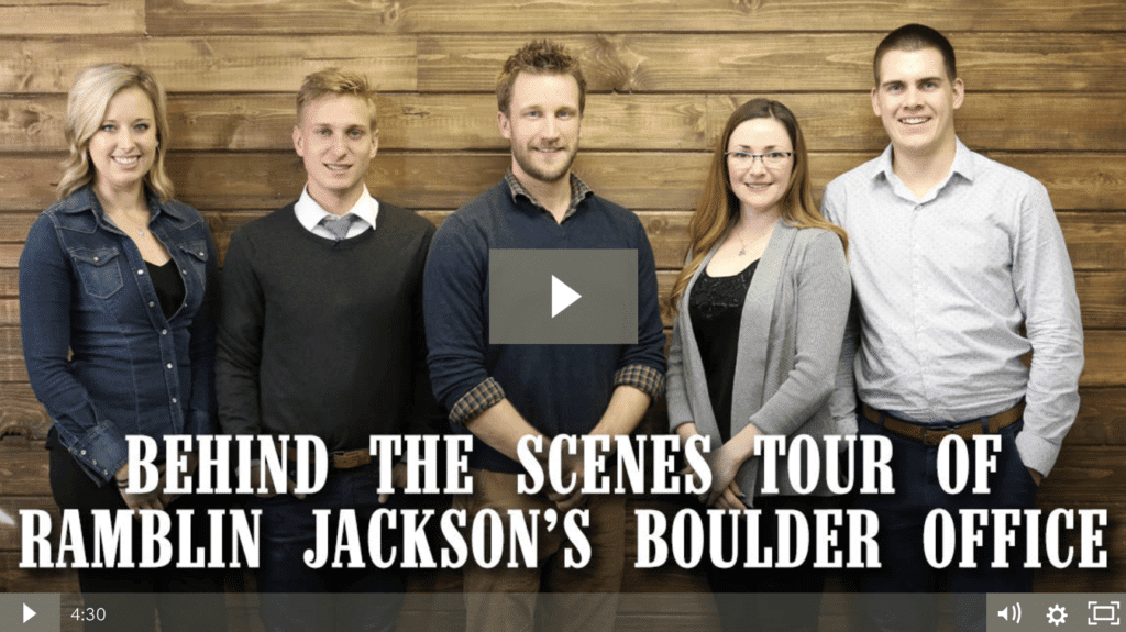 Behind The Scenes Tour Of Ramblin Jackson's Boulder Office [video]