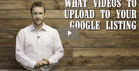 What Videos to Upload to Your Google My Business Listing Today [video]