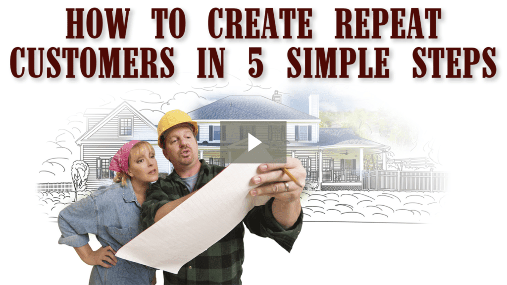 How to Create Repeat Customers in 5 Simple Steps [video]