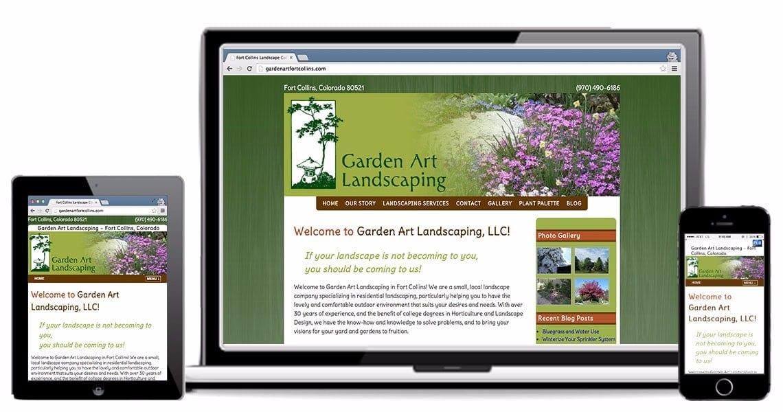 Website Design & Marketing For Garden Centers, Landscaping Companies ...