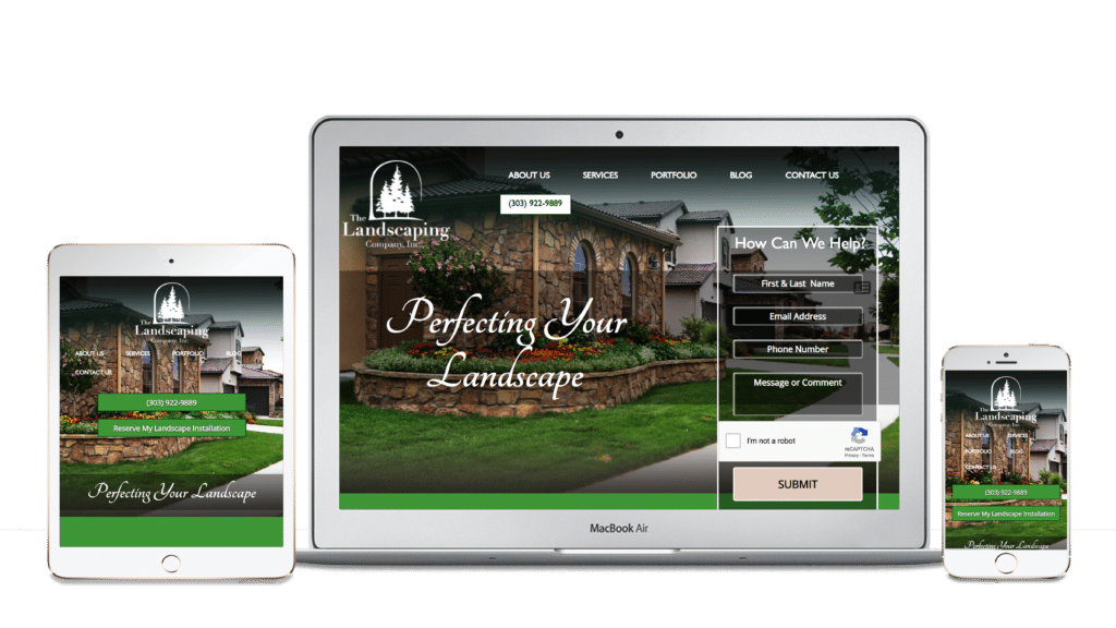 The Landscaping Company Portfolio