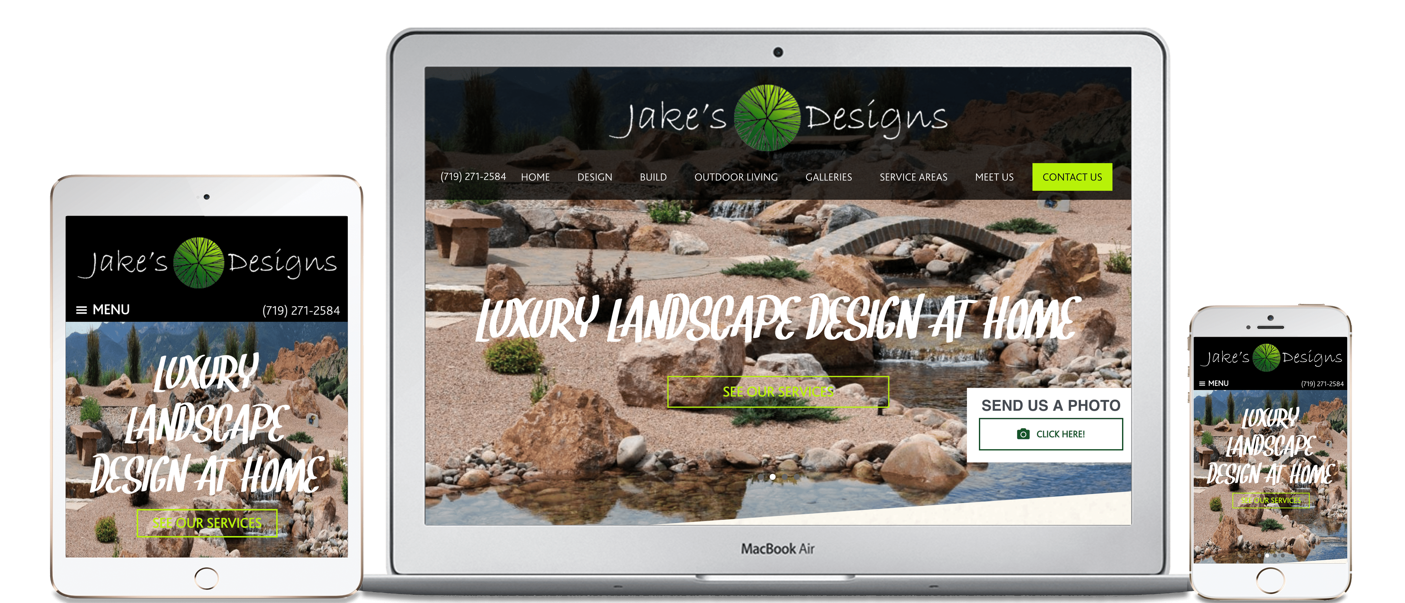 Jake's designs Portfolio