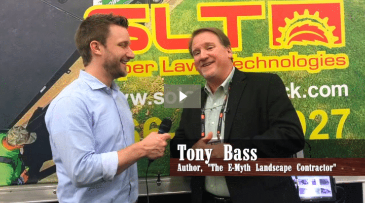 Tony Bass GIE Expo Interview