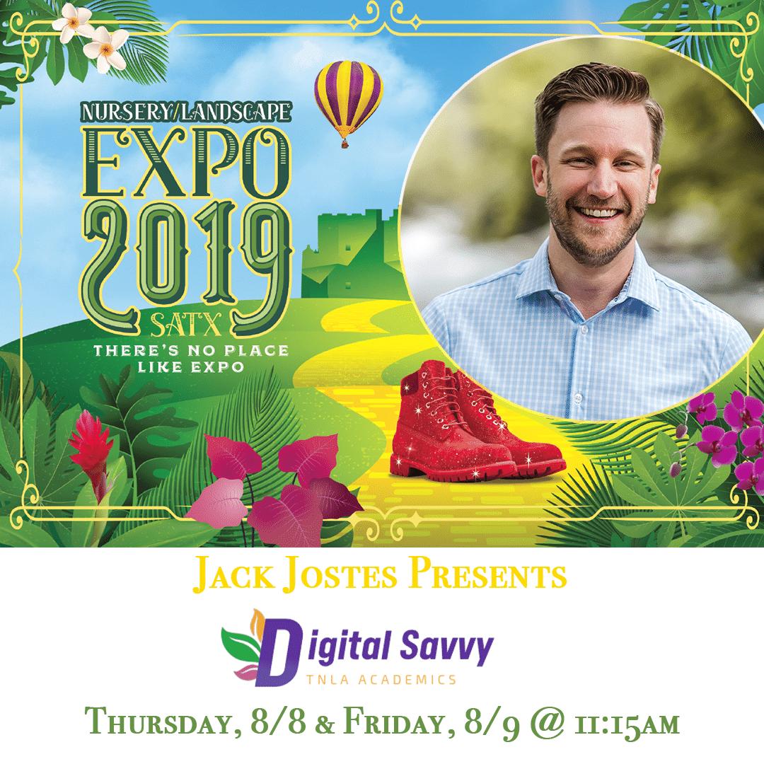 Jack Jostes TNLA EXPO