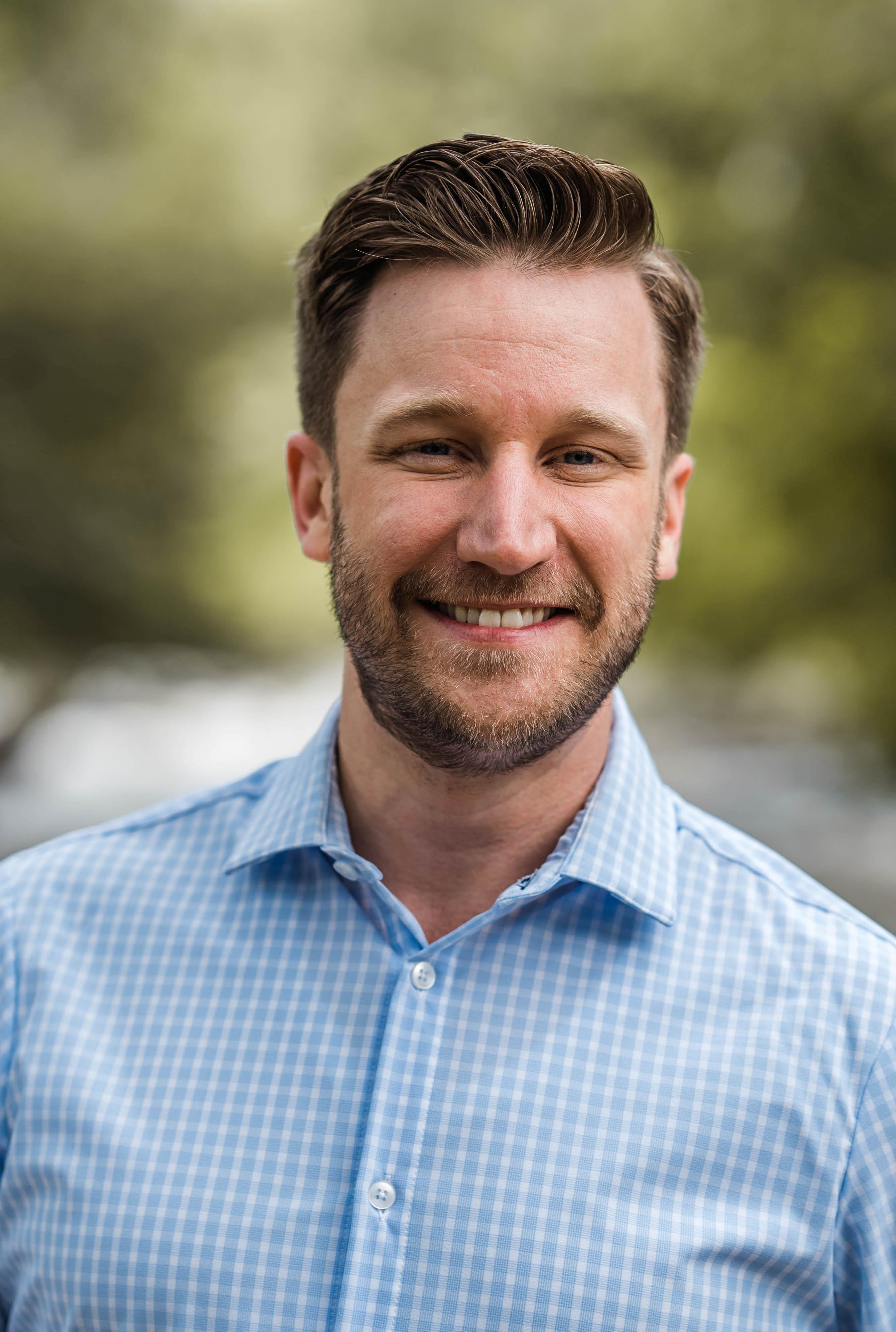 Jack Jostes - Ramblin Jackson CEO 2019 Headshot