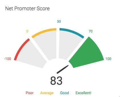 Projects NPS Score