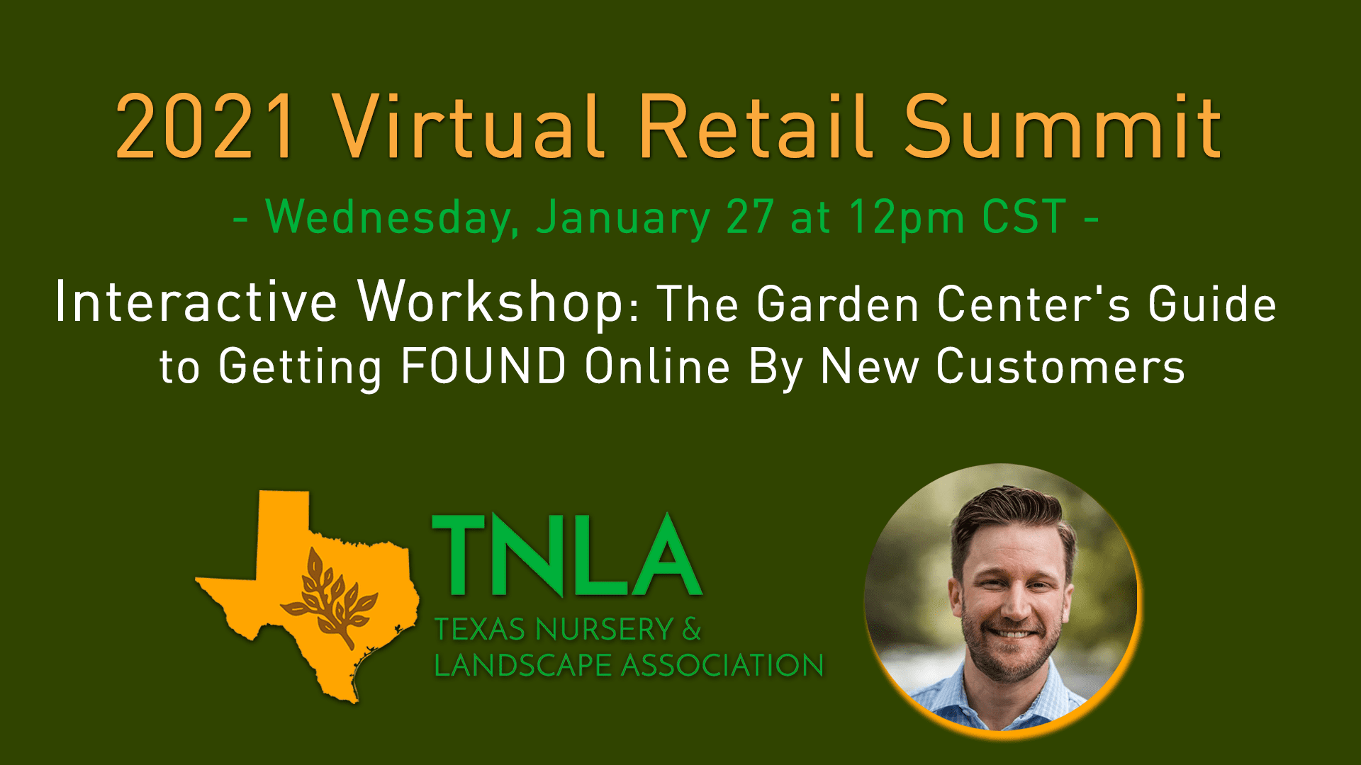 TNLA 2021 Virtual Retail Summit