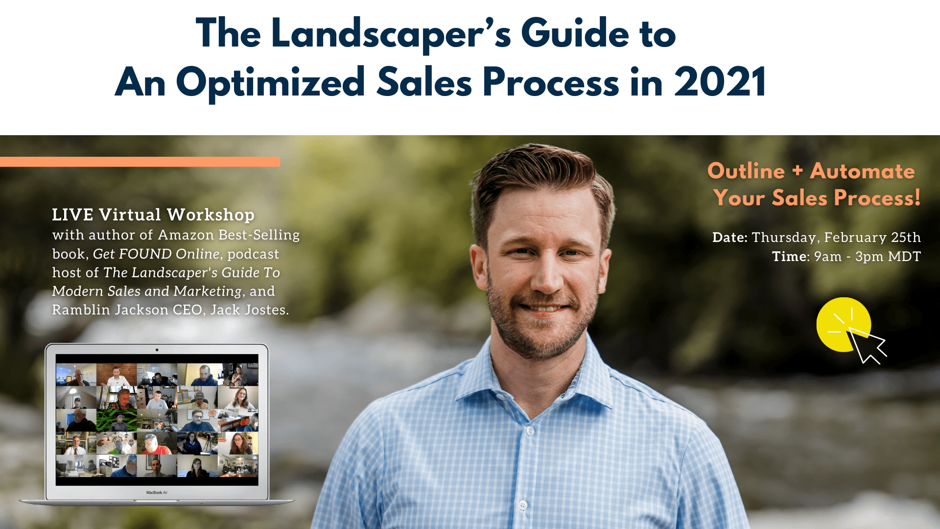 The Landscaper's Guide to An Optimized Sales Process in 2021