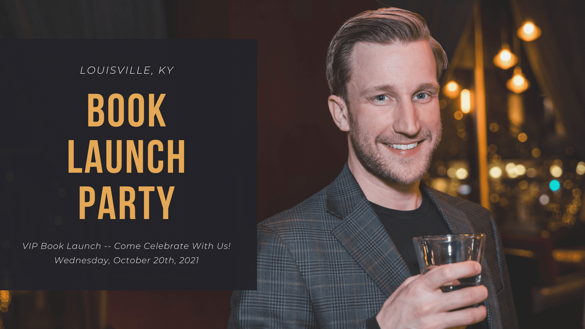 2021-10 Book Launch Party
