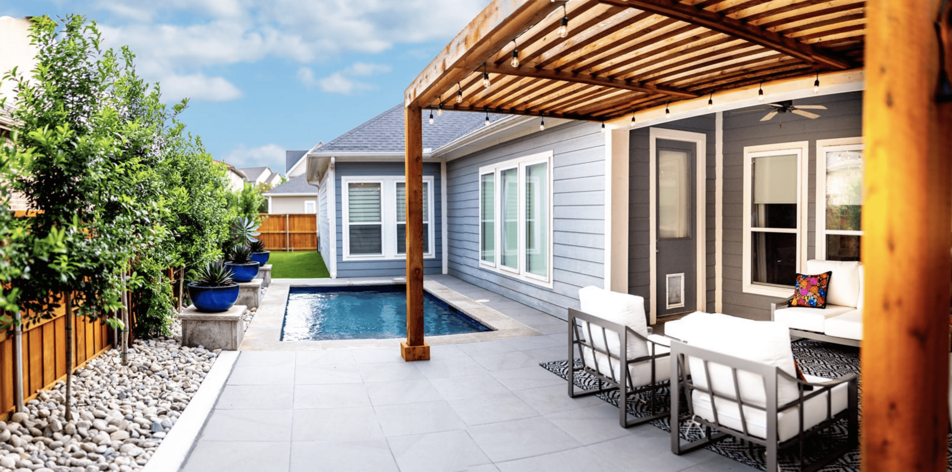 Alterra Landscape Design Backyard
