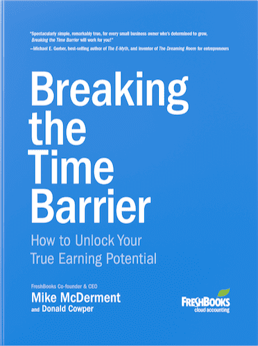 Breaking The Time Barrier Book