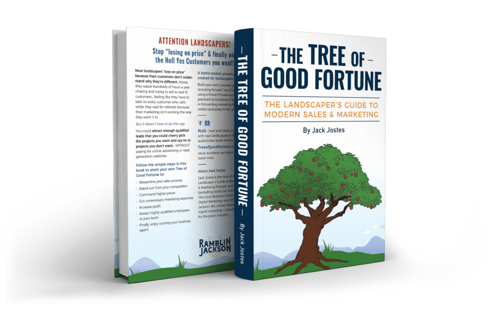 Tree of Good Fortune Book